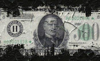Cambiar billetes extranjeros rotos